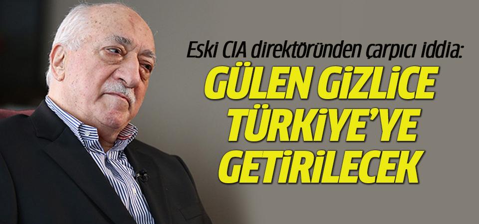 'CIA, Gülen'in gizlice Türkiye'ye gönderilmesini konuştu' iddiası