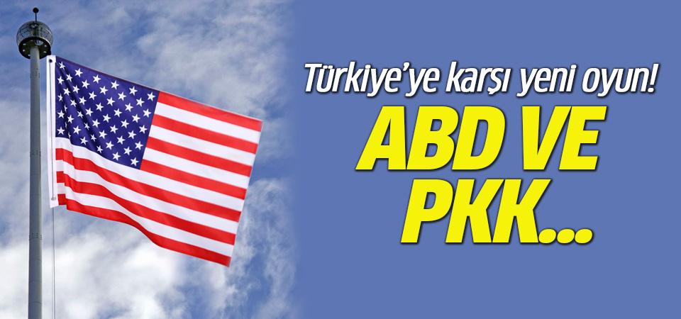 Suriye'de Türkiye'ye karşı yeni oyun! ABD ve PKK...