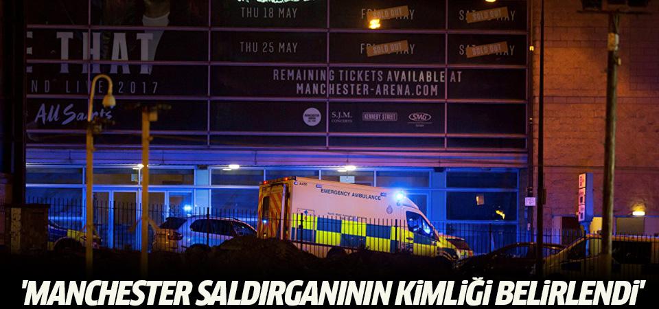 'Manchester saldırganının kimliği belirlendi'