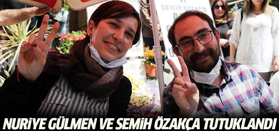 Nuriye Gülmen ve Semih Özakça, açlık grevinin 76. gününde tutuklandı
