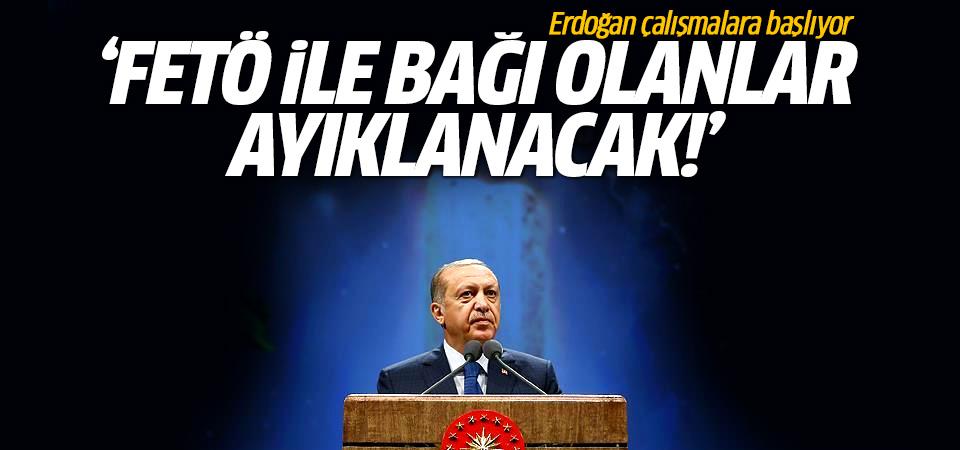 'FETÖ ile bağı olanlar AK Parti'den ayıklanacak!'