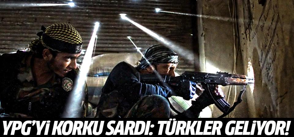 Terör örgütü YPG'yi korku sardı: Türkiye geliyor!