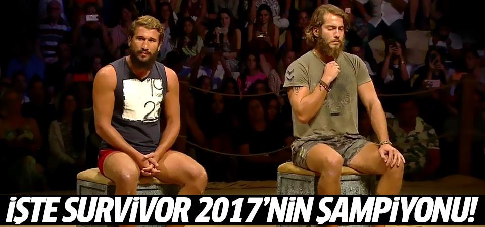 İşte Survivor 2017'nin şampiyonu