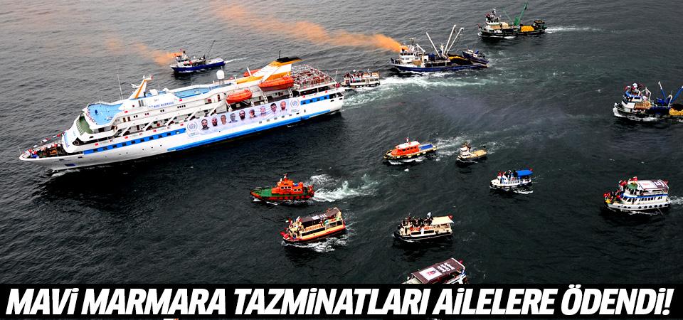 Mavi Marmara tazminatları ailelere ödendi!