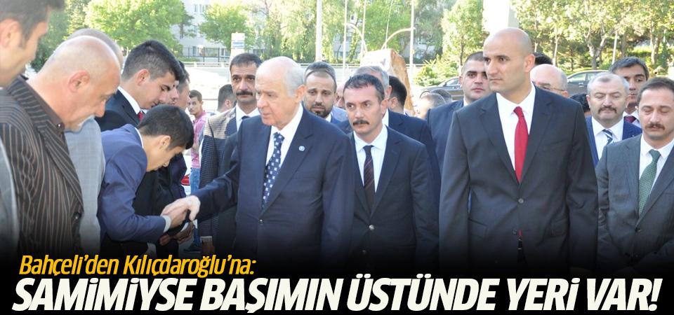 Bahçeli'den Kılıçdaroğlu'nun bozkurt işareti hakkında yorum
