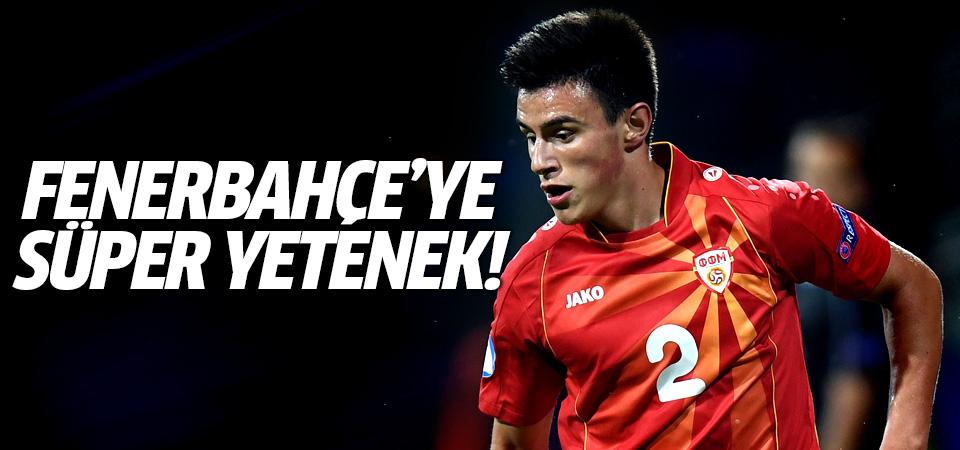 Fenerbahçe'ye süper yetenek: Elif Elmas