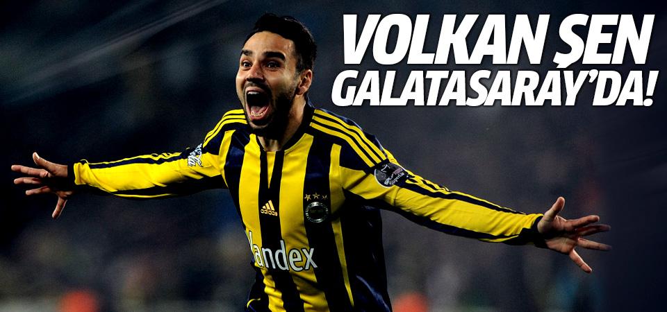 Günün transfer bombası! Volkan Şen Galatasaray'da