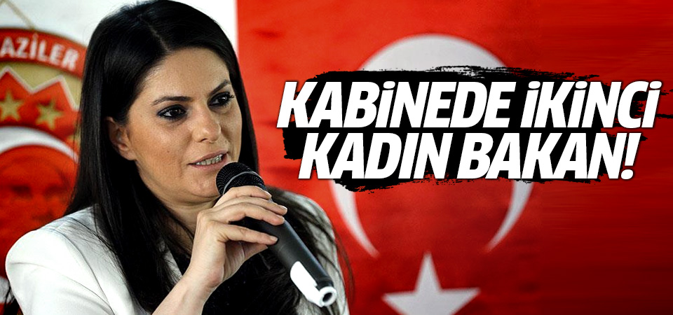 Kabinede ikinci kadın bakan! Çalışma ve Sosyal Güvenlik Bakanı Jülide Sarıeroğlu kimdir?