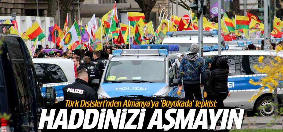 Türk Dışişleri'nden Almanya'ya 'Büyükada' tepkisi: Haddinizi aşmayın!