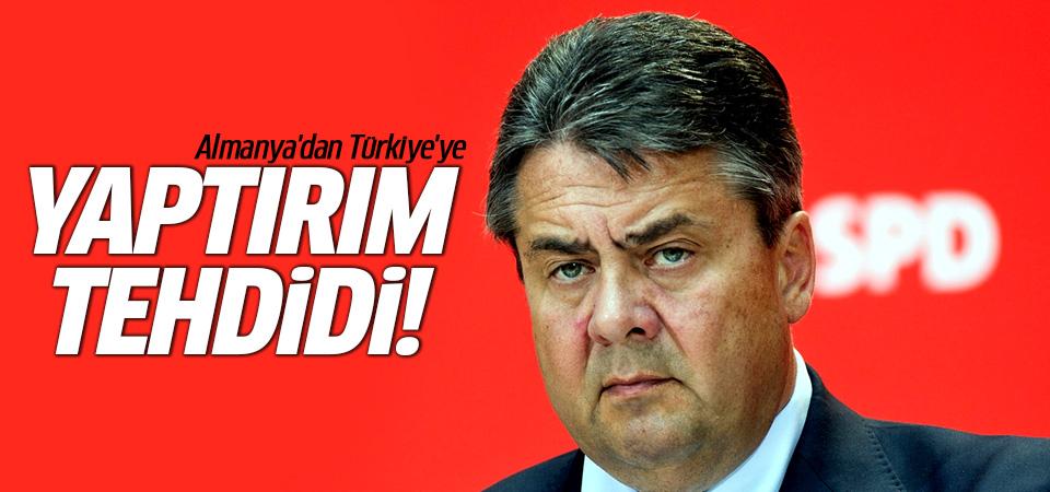 Almanya'dan Türkiye'ye yaptırım tehdidi