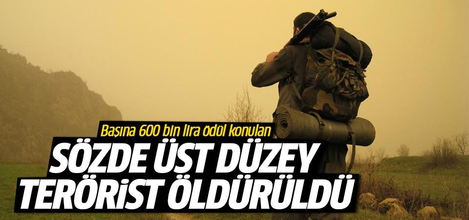 PKK'nın 'sözde' beyni öldürüldü