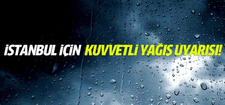 Metoroloji: Yarından itibaren yağmura dikkat!