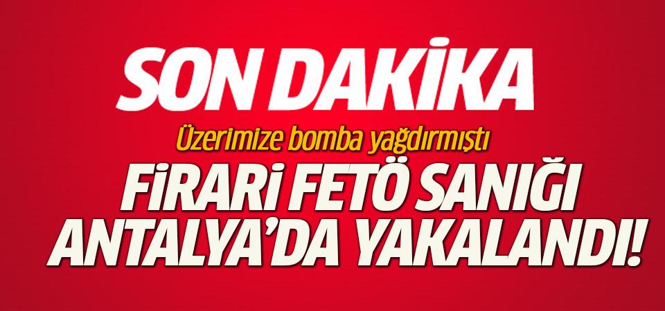 Firari FETÖ sanığı Özcan Karacan gözaltına alındı son dakika haberi