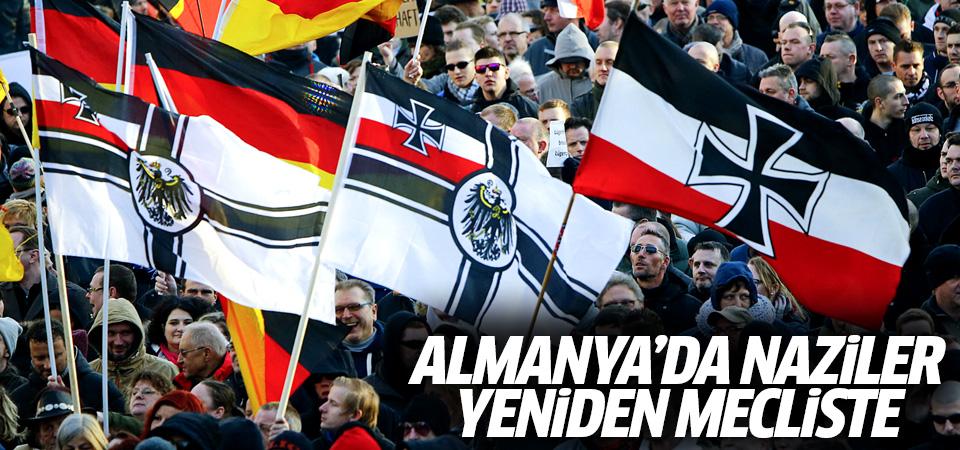 Almanya'da Naziler yeniden mecliste