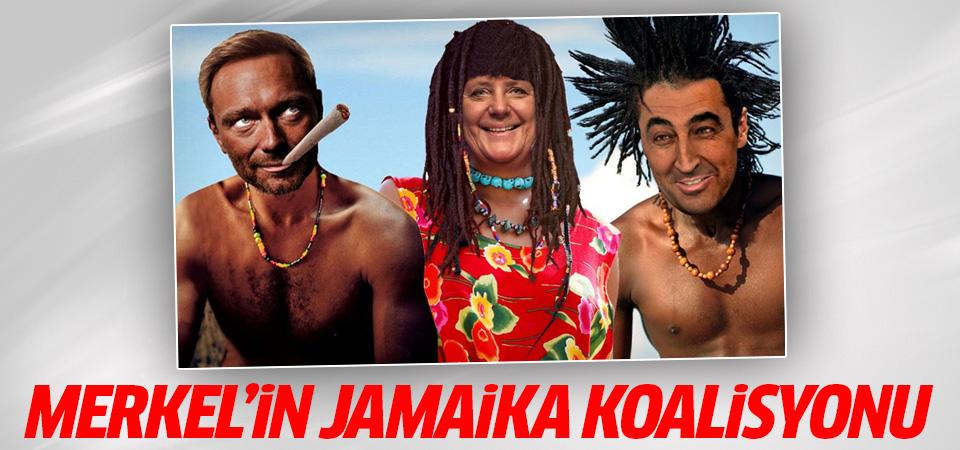 Merkel'in hüsranla karışık zaferi: Jamaika koalisyonu geliyor