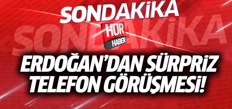 Erdoğan'dan Macron'a Suriye ve Irak telefonu!