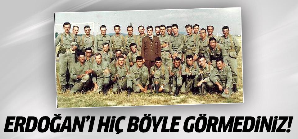 Cumhurbaşkanı Erdoğan'ı hiç böyle görmediniz!