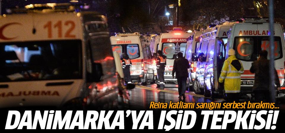 Türkiye'den Danimarka'ya DAEŞ tepkisi