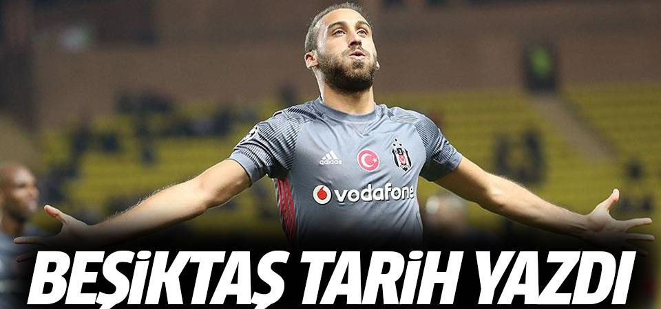 Monaco Beşiktaş maçı CANLI ANLATIM