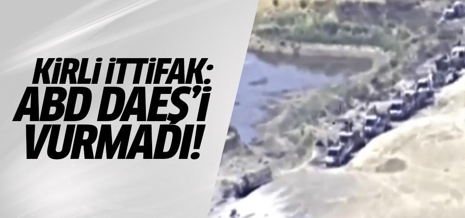 Rusya: ABD DAEŞ'i vurmadı!