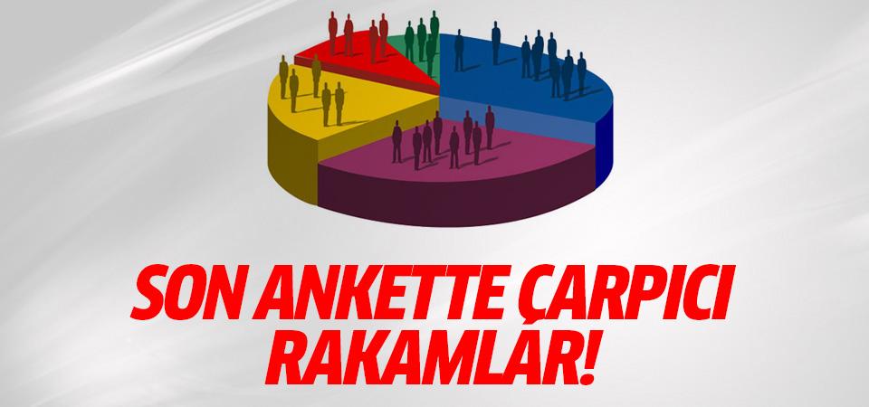 İşte ORC'nin son seçim anketi! Hangi parti kaç oy alıyor, hangisi baraj altında?