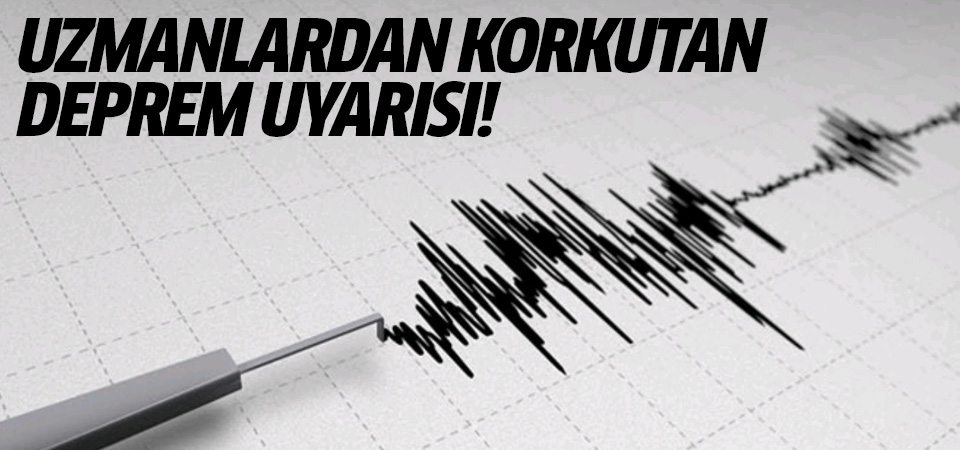 Bilim insanları uyardı: 2018'de şiddetli depremler olabilir