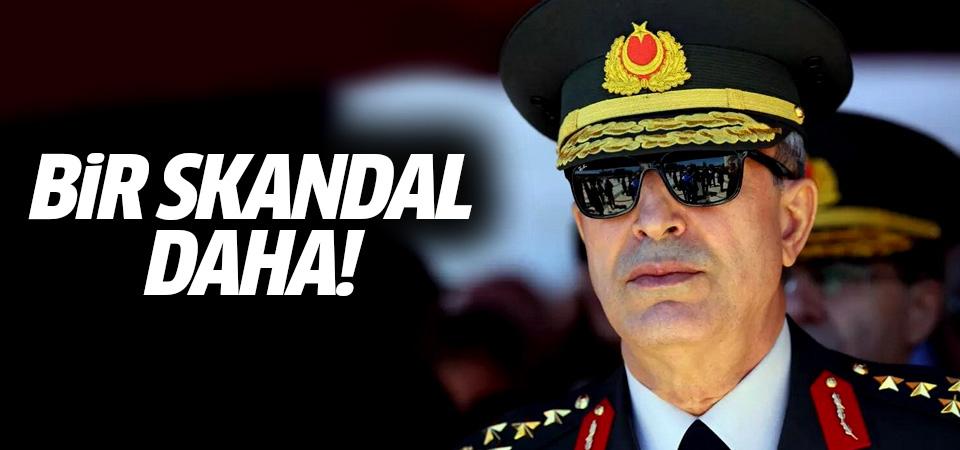 Kanada'da skandal! Hulusi Akar'ın o fotoğrafını paylaştılar