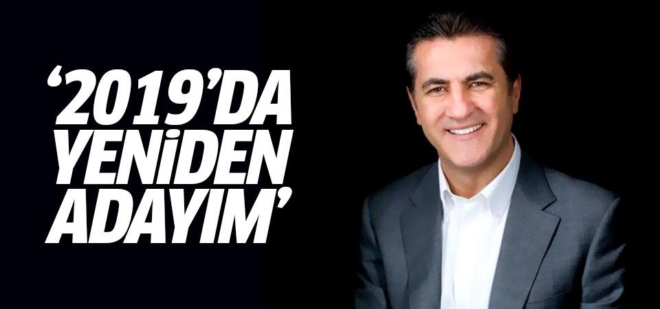 Mustafa Sarıgül 2019'da yeniden aday