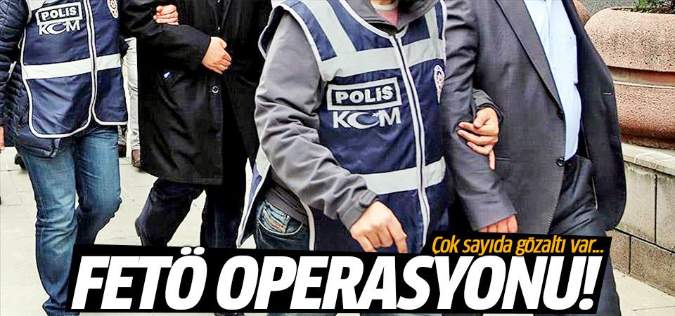 Ankara'da FETÖ operasyonu! Çok sayıda eski öğretmene gözaltı kararı