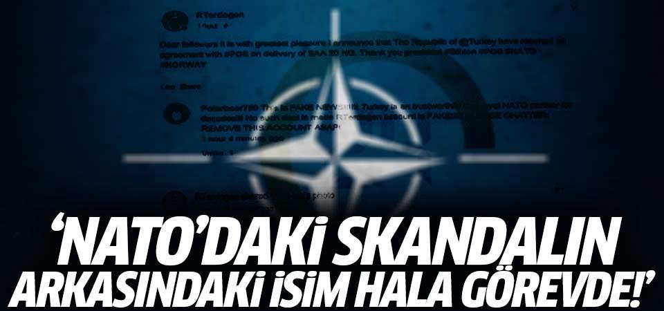 NATO'daki skandalın arkasındaki isim hala görevde
