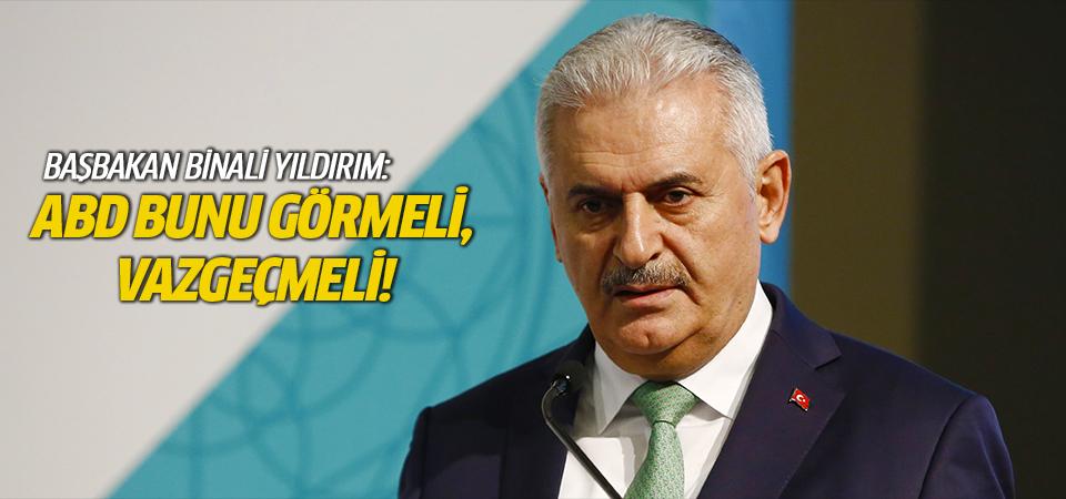 Başbakan Yıldırım, İran Başbakanı İbadi ile telefonda görüştü
