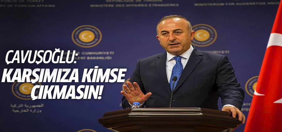 Mevlüt Çavuşoğlu: Atacağımız adımlar Afrin ile sınırlı olmaz