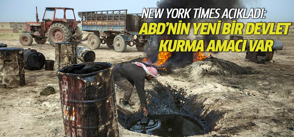 Amerika'nın gözü Suriye'deki petrol yataklarında