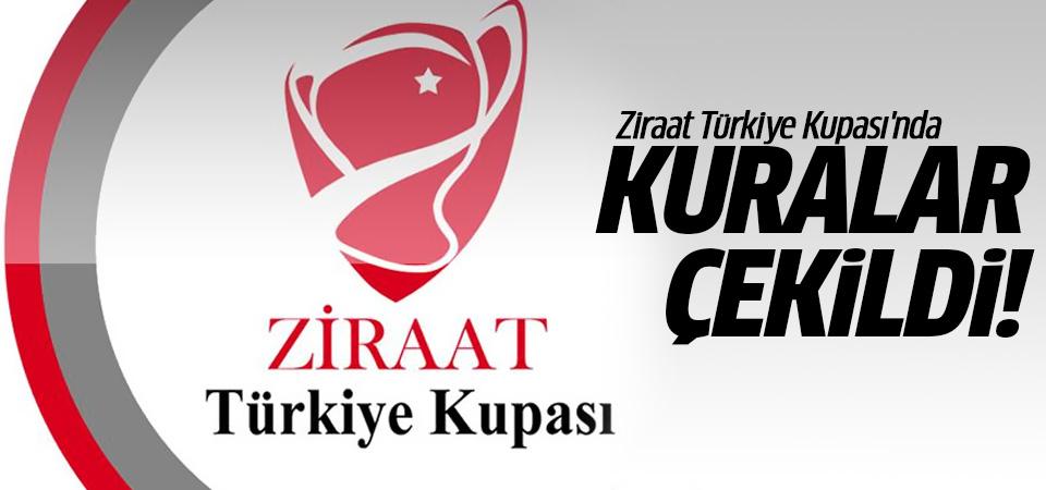 Türkiye Kupası'nda çeyrek ve yarı final eşleşmeleri belli oldu