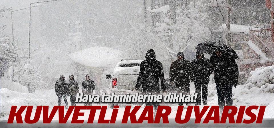 Ünlü meteorolog İstanbulluları uyardı! Kar için tarih verdi