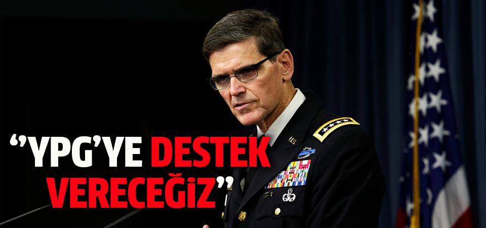 ABD YPG'ye destek verecek