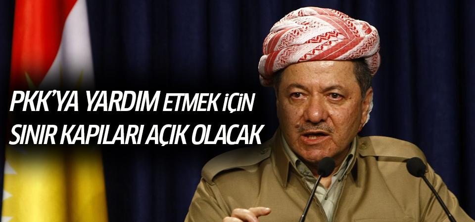 Barzani'den skandal Afrin kararı!