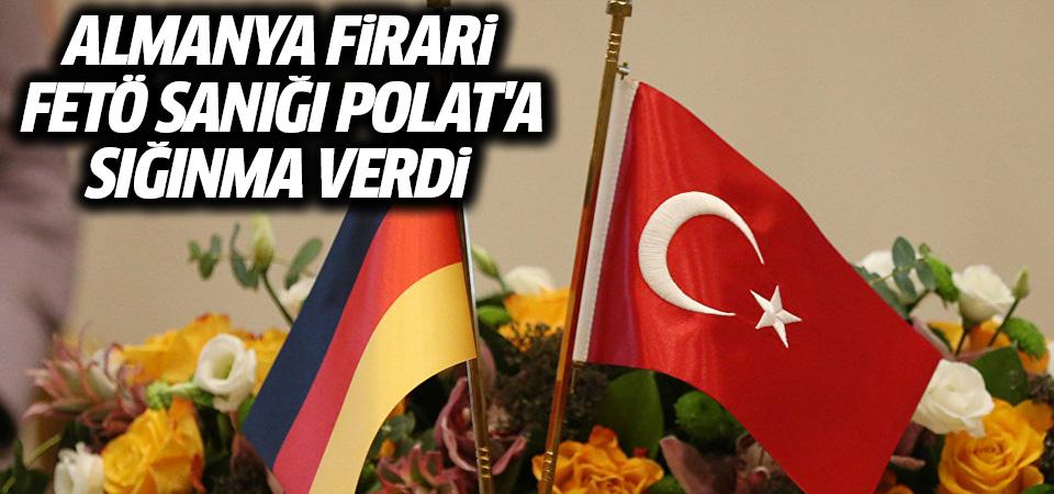 Almanya, firari FETÖ sanığı Polat'a sığınma verdi