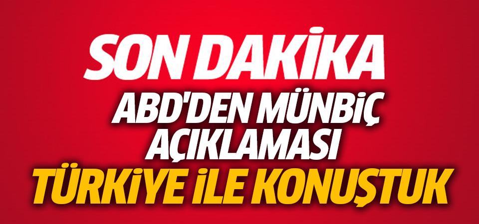 Mattis: Türkiye ile Münbiç konusunu konuştuk
