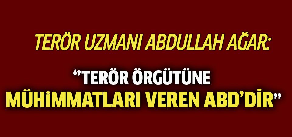 Terör uzmanı Abdullah Ağar'dan çarpıcı tespit
