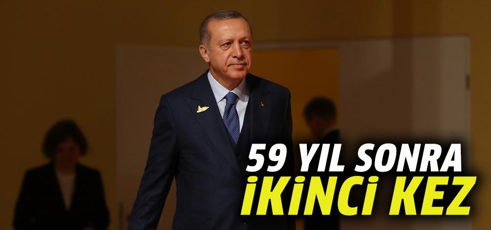 Cumhurbaşkanı Recep Tayyip Erdoğan Vatikan'da