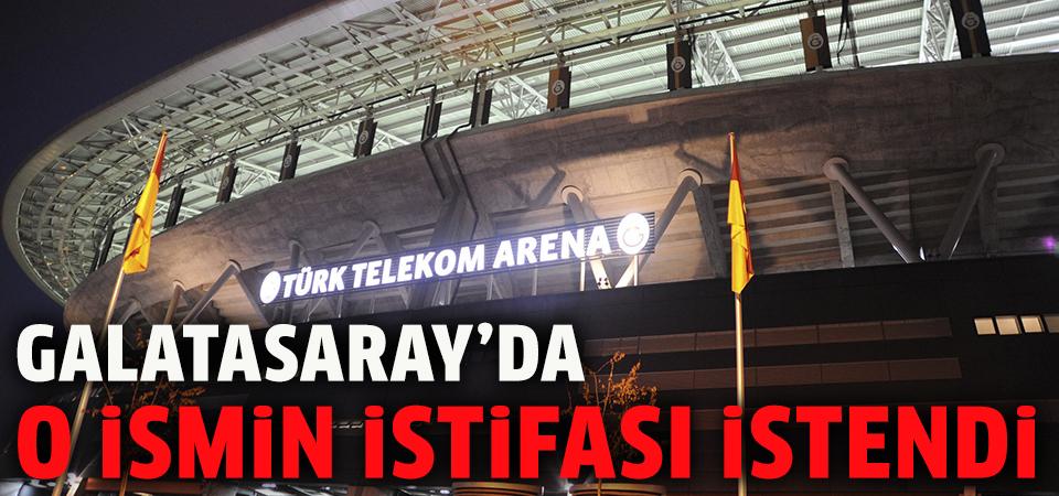Galatasaray'da CHP PM'ye giren Ünal Çeviköz'ün istifası istendi