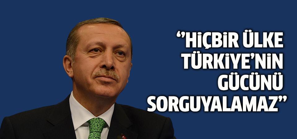 Erdoğan: Ülkemizde üretilebilecek hiçbir ürünü dışarıdan almayacağız