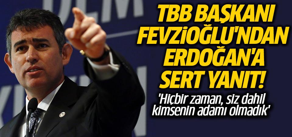 Feyzioğlu'ndan 'Türk ifadesinin kaldırılması lazım' diyen Erdoğan'a yanıt