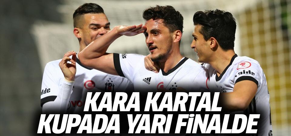 Gençlerbirliği - Beşiktaş maçı sonucu ve geniş özeti