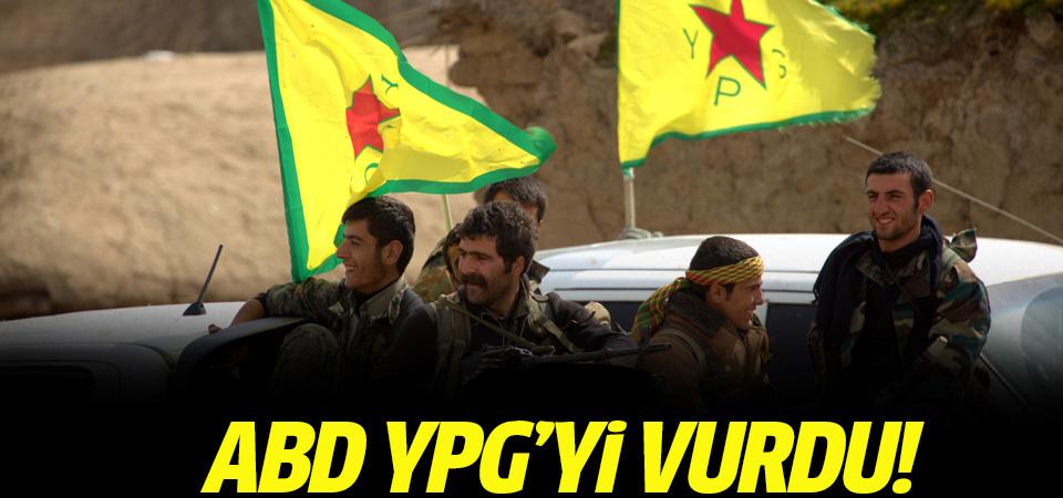 ABD yanlışlıkla YPG'yi vurdu