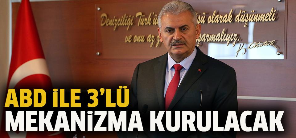 Türkiye ile ABD arasında 3'lü mekanizma