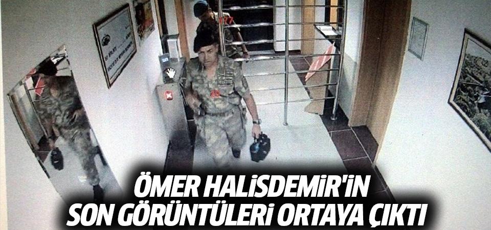 Ömer Halisdemir'in son görüntüleri ortaya çıktı