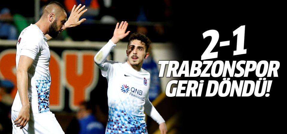 Trabzonspor geri döndü! 2-1