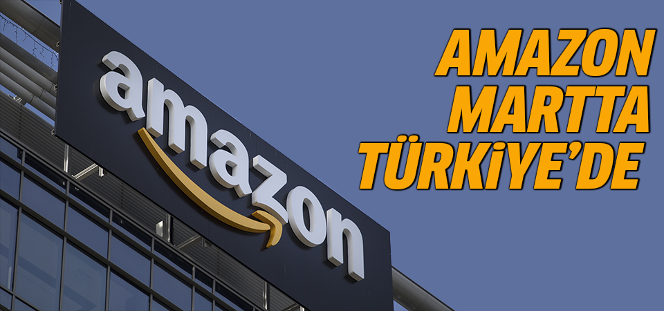 Amazon martta Türkiye'de